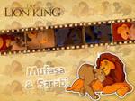 Mufasa and Sarabi | TLK - Wallpaper