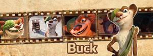Buck - Ice Age   Timeline Facebook