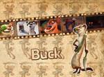 Buck - Ice Age | Wallpaper