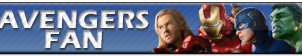 Avengers Fan | Button by Howie62