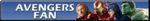 Avengers Fan | Button by Howie62