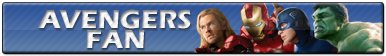 Avengers Fan | Button