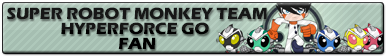 Super Robot Monkey Team Fan | Button