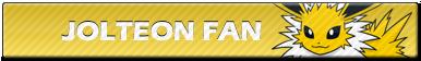 Jolteon Fan | Button