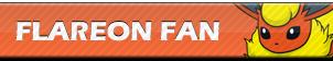 Flareon Fan | Button by Howie62