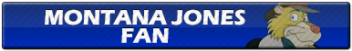 Montana Jones Fan | Button