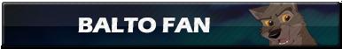Balto Fan | Button