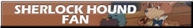 Sherlock Hound Fan | Button by Howie62