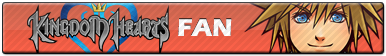 Kingdom Hearts Fan | Button by Howie62