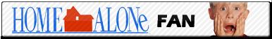 Home Alone Fan | Button