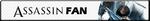Assassin Fan | Button by Howie62