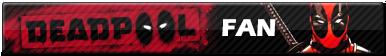 Deadpool Fan | Button