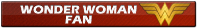 Wonder Woman Fan | Button