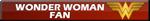 Wonder Woman Fan   Button by Howie62