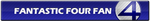 Fantastice Four Fan by Howie62