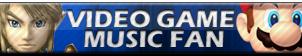 Video Game Music Fan by Howie62