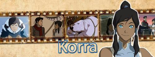 Korra Timeline Facebook by Howie62