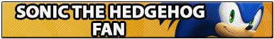 Sonic The Hedgehog Fan by Howie62