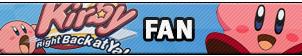 Kirby Right Back At Ya Fan by Howie62