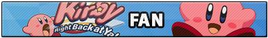 Kirby Right Back At Ya Fan