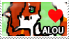 Alou Stamp by Howie62