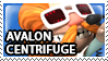 Avalon Centrifuge Stamp by Howie62