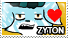 Zyton Stamp by Howie62