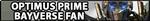 Optimus Prime Bayverse Fan by Howie62