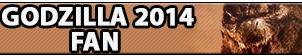 Godzilla 2014 Fan by Howie62