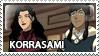 Korrasami Stamp by Howie62