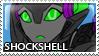 Shockshell Stamp