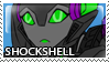 Shockshell Stamp by Howie62