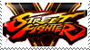 Street Fighter 5 Stamp by Howie62