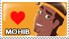 Mohib Stamp by Howie62
