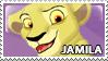 Jamila Stamp by Howie62