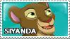 Siyanda Stamp by Howie62