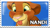 Nandi Stamp by Howie62