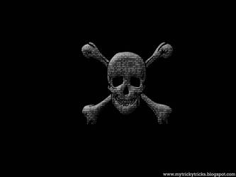 Hackingskullbinaryw and b-mytrickytricks.com by sanketmisal