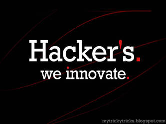 Hackinginnovate-mytrickytricks.blogspot by sanketmisal