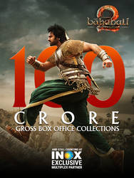 INOX - Baahubali 2: The Conclusion by sanketmisal