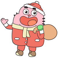 Christmas Richard by winnetito