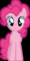 Pinkie - Cupcakes face
