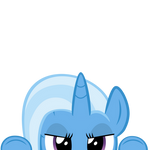Trixie sees you