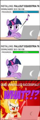 TwiVPC #5 - Twilight's New Game II by MrKat7214