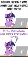 The End of Equestria by MrKat7214