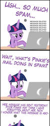 TwiVPC #9 - The Spam by MrKat7214