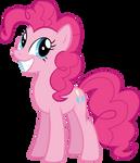 Grinning Pinkie Pie