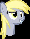 Silly Cross-Eyed Pegasus Portrait by MrKat7214