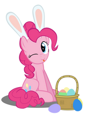 Easter Ponies - Pinkie Pie by MrKat7214