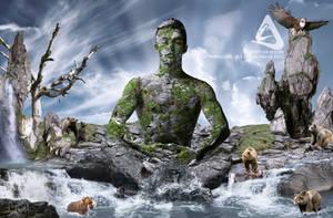 Hay Tranquilidad, Solo Si La Naturaleza Existe by christian-designs
